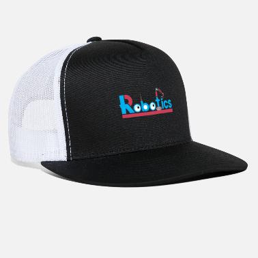 Robot Robotic - Trucker Cap