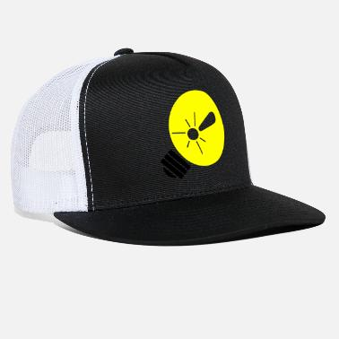 Lamp lamp - Trucker Cap