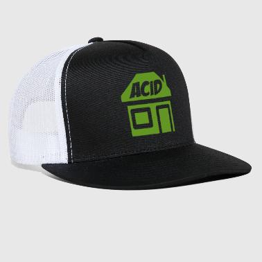 Acid House ACID HOUSE - Trucker Cap