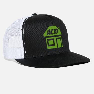 House ACID HOUSE - Trucker Cap