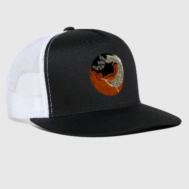 Atlas ends animal exploitation - Trucker Cap