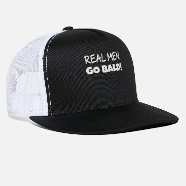 Bald Head Bald - Trucker Cap