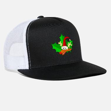 Nose Rudolph, the red-nosed reindeer - Trucker Cap