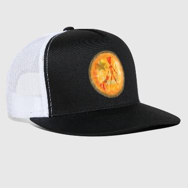 australia natives - Trucker Cap