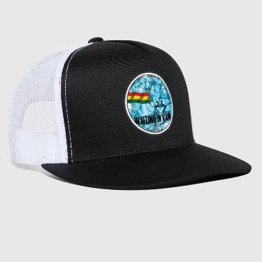 Wait waiting in vain - Trucker Cap