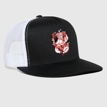 ice cream land - Trucker Cap