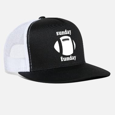 Sports Sunday Funday - Trucker Cap