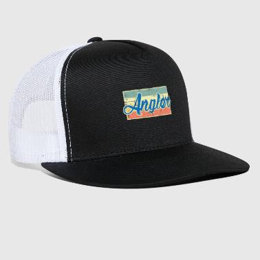 Fisherman Angler Fisherman - Trucker Cap