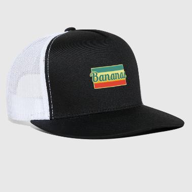 Bananas Banana - Trucker Cap