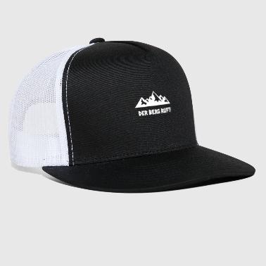 Mountains Mountain - Trucker Cap