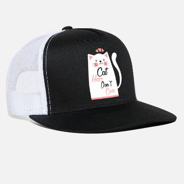 Hairy Hairy Cat - Trucker Cap
