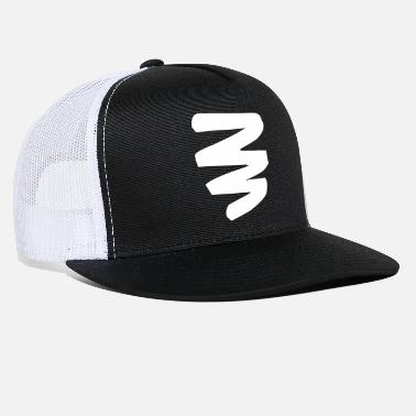 Edgy Edgy whirl - Trucker Cap