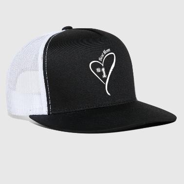 Best Mom Best Mom Number 1 Mom - Trucker Cap