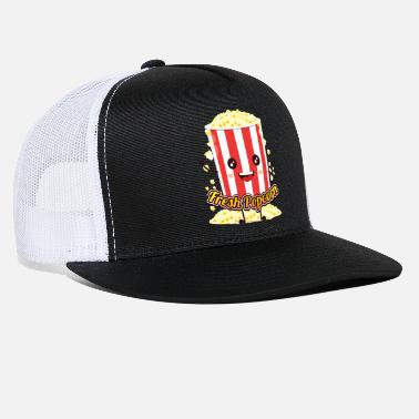 Popcorn Fresh Popcorn Popped Costume - Trucker Cap