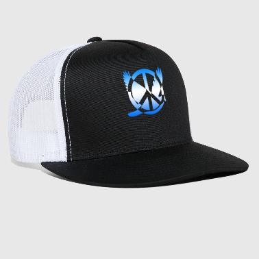 Symbol of peace - Trucker Cap