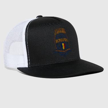 Romania - Trucker Cap