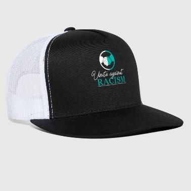White against Racism - Trucker Cap