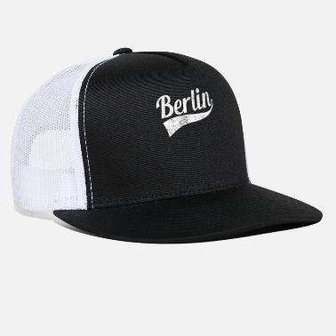 Old School Old School Berlin - Trucker Cap