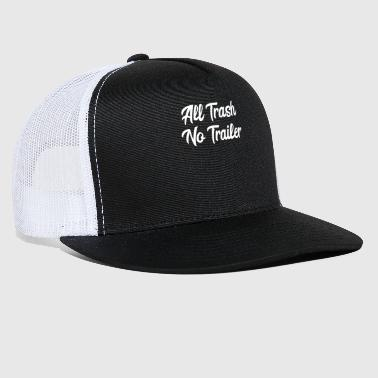 Southern States All Trash No Trailer - Trucker Cap