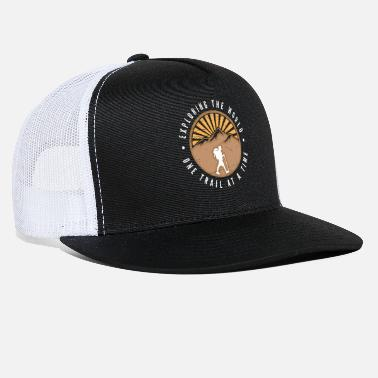 Hiking Hiking - Trucker Cap