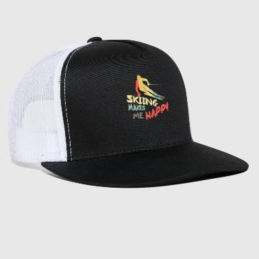 Alps Skiing - Trucker Cap