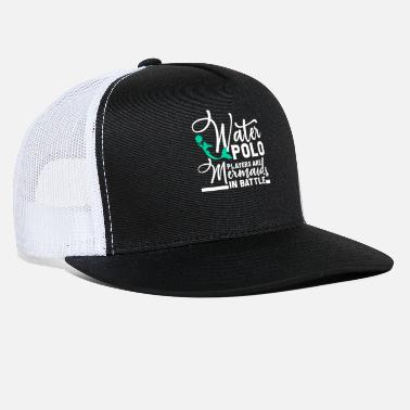 Water Sports Water Polo Water Sports Olympics Merchandise Gift - Trucker Cap
