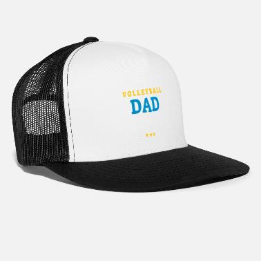 Beach Volleyball Volleyball dad sport summer beach beach volley - Trucker Cap