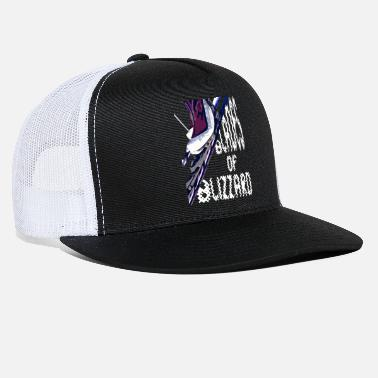 Blizzard Skiing Blades of Blizzard - Trucker Cap