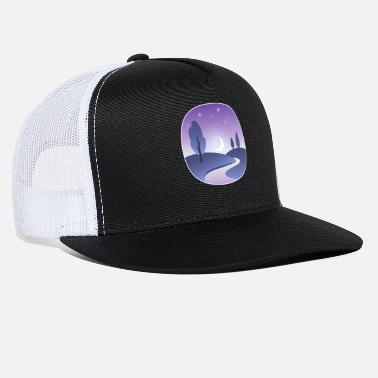Panorama Panorama Night - Trucker Cap