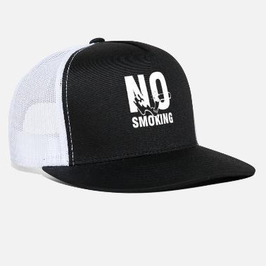 Smoking NO Smoking - Trucker Cap