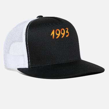 Year Of Birth Year of birth 1993 Date of birth - Trucker Cap