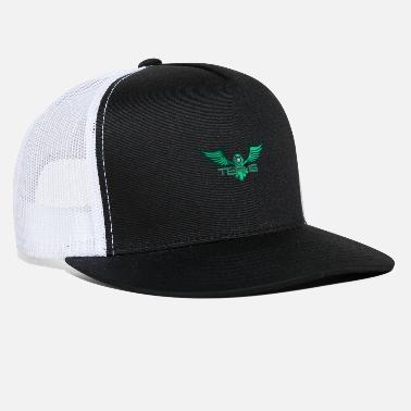 Bird Of Prey Eagle teams bird hawk bird of prey griffin - Trucker Cap