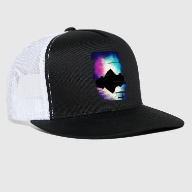 Galaxy Lake - Trucker Cap