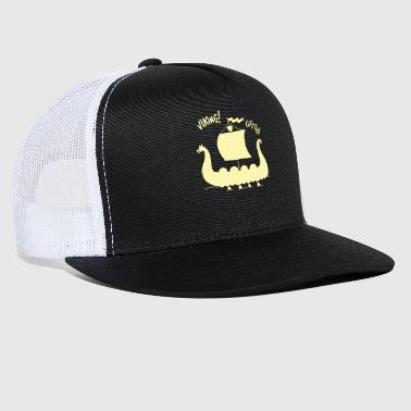 Viking uffda! - Trucker Cap