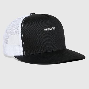 Production Year designed in 1982 - Trucker Cap