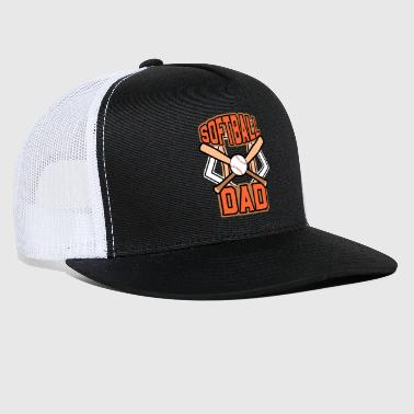 Softball Dad - Trucker Cap