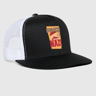 Nazi Anti Nazi - Trucker Cap