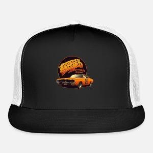 The Dukes of Hazzard TV Show Baseball Cap - black d8a0c03342d