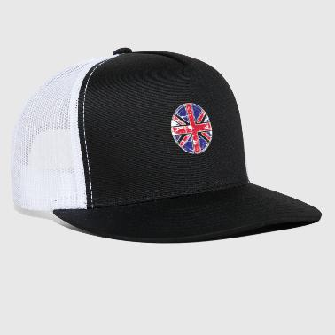 Stylish Stylish Flag of England - Trucker Cap