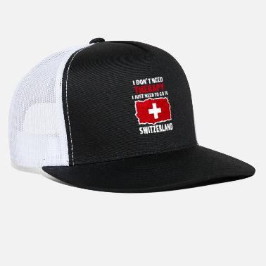 Switzerland Switzerland - Trucker Cap