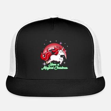 6bb193fde0908 Christmas Unicorn Gift Idea Merry Christmas Tote Bag