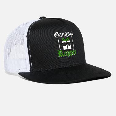 Rapper Gangsta Rapper Christmas Xmas Cold Winter Gift - Trucker Cap