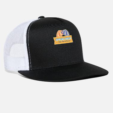Spring Break Spring Break - Trucker Cap