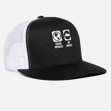 Motorcyclist Motorcyclist - Trucker Cap