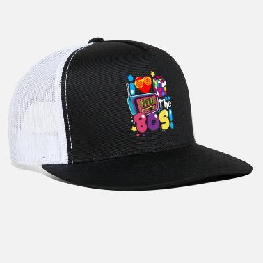 80s Clothing I Love The 80s Gift Clothes - Trucker Cap
