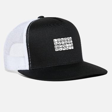Airport Airport Table - Trucker Cap