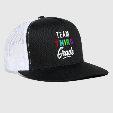 Team Third Grade - Trucker Cap