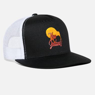 New Zealand Neuseeland Kiwi 2 - Trucker Cap
