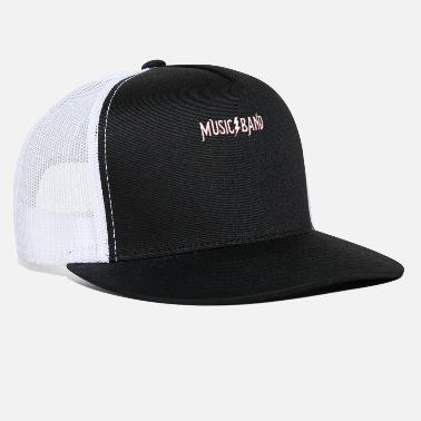Band Music Band - Trucker Cap