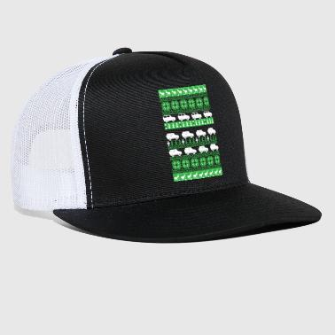 Ugly Christmas - Trucker Cap